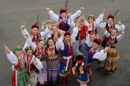 Ensemble folklorique Mazovia