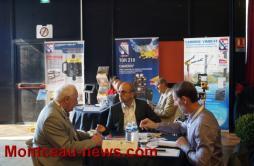 Speed-dating de l'industrie ferroviaire  à l'Embarcadère  (Montceau-les-Mines)