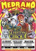 Réactualisé - Grand cirque Médrano à Montceau et au Creusot