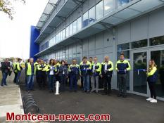 Un nouveau bâtiment a été inauguré à Michelin (Blanzy)