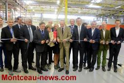 Réactualisé à 20 h25  Ce mercredi 18 octobre :  inauguration des investissements à l'usine Michelin de Montceau...