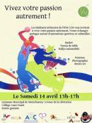 """Avec l'IFSI de la CCM """"Vivez votre passion autrement"""" (Montchanin)"""