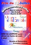 Fête du 13 juillet à Montchanin (Sortir)