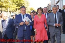 Marisol Touraine, Ministre des Affaires sociales à la santé,