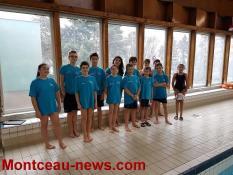 Montceau Olympic Natation (Montceau-les-Mines)