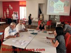 Élections législatives 2017 à Montceau....