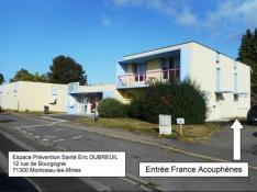 Montceau  : France Acouphènes