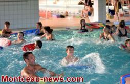 Montceau-les-Mines : Centre Nautique