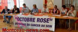 Octobre Rose: dépistage et prévention du cancer du sein