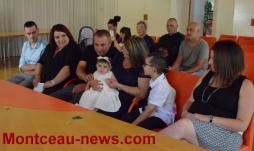 Montceau-les-Mines: baptême républicain