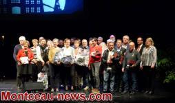 Montceau-les-Mines : Voeux de la municipalité au personnel