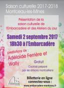 Saison culturelles 2017-2018 (Montceau)