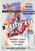 A.D.A.C (Association de Développement des Arts et de la Culture) de Montchanin (Sortir)