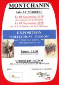 "Exposition ""collections - passion"" à Montchanin"