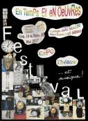 19 et 20 mai Festival «En temps et en œuvre»