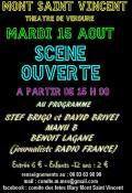 Dernière minute - Mont Saint-Vincent (Sortir)