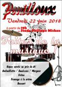 Fête de la musique de L'ES Pouilloux (Sortir)
