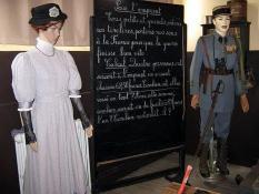 Musée de la Maison d'école (Montceau)