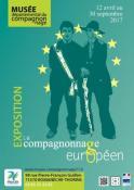 """Exposition: """"Le compagnonnage européen"""" - Musée départemental du compagnonnage à Romanèche-Thorins"""