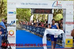 Plan d'eau du Plessis : championnat de France Aquathlon (Châpitre 2)
