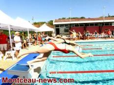 Championnats de natation estivale (Sanvignes)