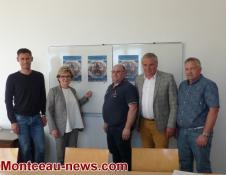 Montceau : Championnats de France Natation