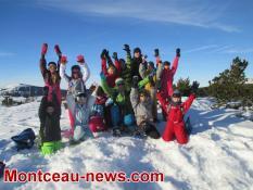 Classes de neige (Blanzy)