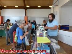 Marché de producteurs de pays (Saint-Vallier)