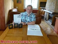Il a reçu le Prix Jean Aurillon (Montceau)
