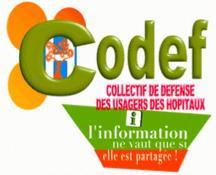 CODEF (Collectif des Usagers des hôpitaux)