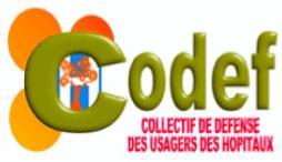 CODEF (Collectif des Usagers des hôpitaux Creusot-Montceau)