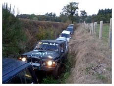 News du club 4X4 Val d'Arroux