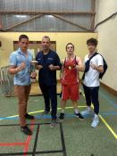 Boxe anglaise: fin de saison active à Pouilloux