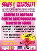 Octobre Rose à Saint-Vallier