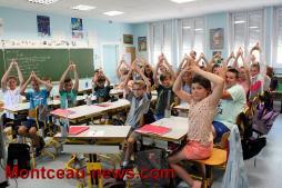 Canicule – Les Olympiades des primaires à Saint-Vallier sont annulées, celles du collège Copernic maintenues