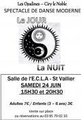 Ce samedi à l'ECLA à Saint-Vallier (Sortir)