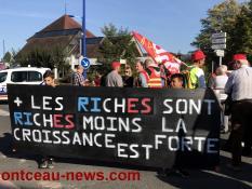 Réactualisé à 18 h 30 - Journée d'action du 21 septembre contre les ordonnances Macron-Pénicaud (Social)