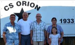 Conférence de presse du C.S Orion (Suite)