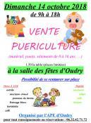 Association des parents d'élèves d'Oudry