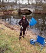 Ouverture de la truite 2019 à l'étang de Parizenot
