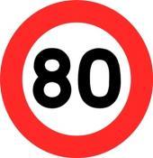 """""""Limitation de la vitesse à 80 km/h : Le rapport qui fâche"""" (Politique)"""