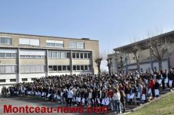 Pi Day au Lycée Henri Parriat (Montceau-les-Mines)