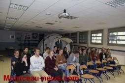 Journées autrement au lycée Parriat (Montceau)