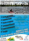 RAPPEL : Journée de la pêche au lac Saint Amédée (Sanvignes)