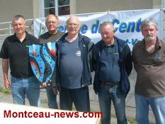 Perche du centre – section compétition à Saint-Vallier