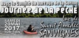 Journée de la pêche au lac Saint Amédée (Sanvignes)