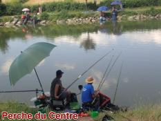 Perche du Centre : Carpodrome à l'étang du Bois-du-Leu