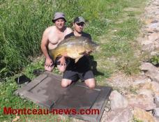 Enduro de la carpe au lac du Plessis: plus de poisson, plus de poids
