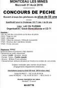 Gaule montcellienne et CD 71