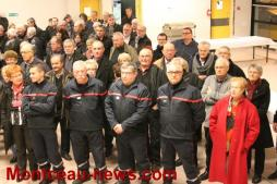 Les vœux de la municipalité de Perrecy-les-Forges